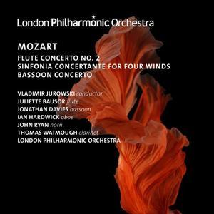 London Philharmonic Orchestra & Vladimir Jurowski - Jurowski Conducts Mozart Wind Concertos (2019)