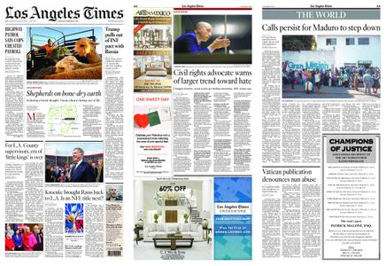 Los Angeles Times – February 02, 2019
