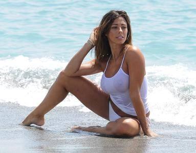 Pascal Craymer - Bikini Photoshoot in Ibiza July 11, 2016