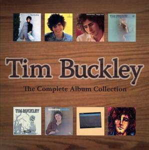 Tim Buckley - The Complete Album Collection (2017)