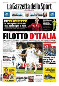 La Gazzetta dello Sport Sicilia – 16 novembre 2019