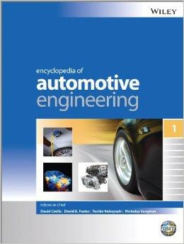 Encyclopedia of Automotive Engineering (repost)