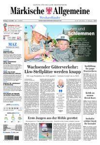 Märkische Allgemeine Westhavelländer - 09. Juli 2018
