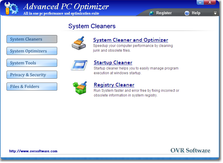 Advanced PC Optimizer 2 Portable