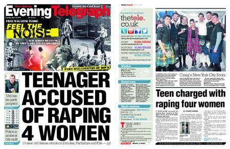 Evening Telegraph First Edition – April 10, 2018
