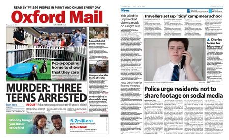 Oxford Mail – July 24, 2020