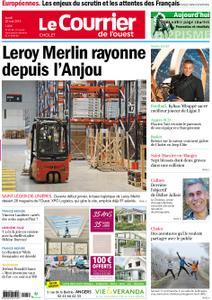 Le Courrier de l'Ouest Cholet – 20 mai 2019