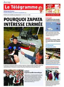 Le Télégramme Auray – 05 août 2019