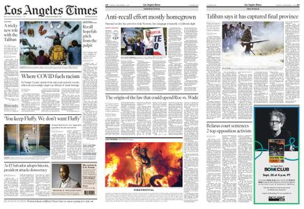 Los Angeles Times – September 07, 2021