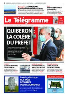 Le Télégramme Brest Abers Iroise – 25 juillet 2020