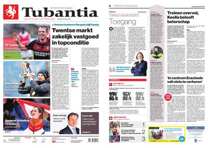 Tubantia - Enschede – 14 januari 2019