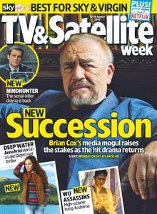 TV & Satellite Week - 10 August 2019