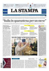La Stampa Torino Provincia e Canavese - 4 Marzo 2020