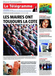 Le Télégramme Ouest Cornouaille – 09 octobre 2019