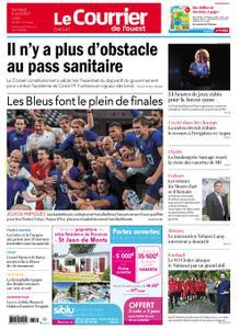 Le Courrier de l'Ouest Cholet – 06 août 2021