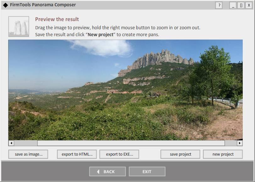 FirmTools Panorama Composer v3.1.411