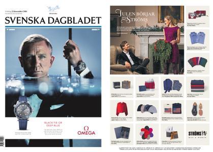 Svenska Dagbladet – 22 december 2018