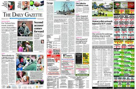 The Daily Gazette – September 24, 2018