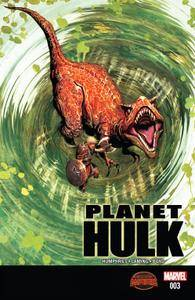 Planet Hulk 0032015 2 covers Digi-Hybrid