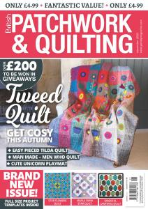 Patchwork & Quilting UK - November 2020