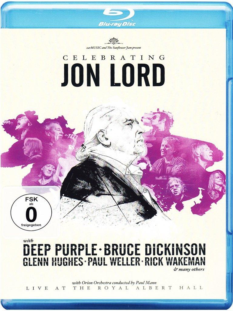 Various Artists - Celebrating Jon Lord (2014) [Blu-Ray to FLAC 24-96