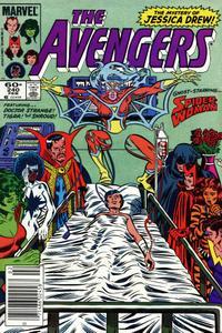 Avengers 240 (1984)