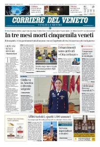 Corriere del Veneto Venezia e Mestre – 07 gennaio 2021