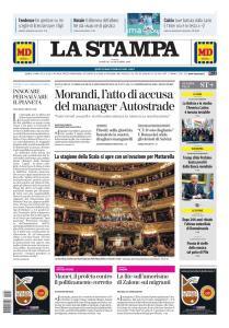 La Stampa Aosta - 8 Dicembre 2019