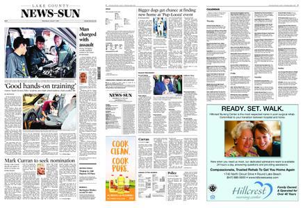 Lake County News-Sun – August 07, 2019