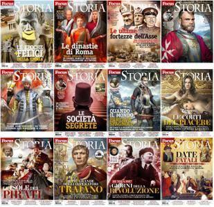 Focus Storia - Collezione Completa Anno 2017