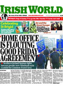 Irish World – 19 January 2019