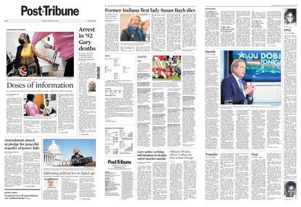 Post-Tribune – February 09, 2021
