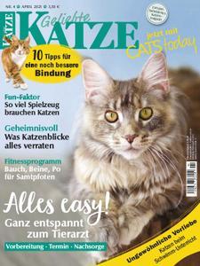 Geliebte Katze – April 2021