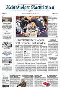 Schleswiger Nachrichten - 11. Dezember 2017