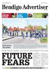 Bendigo Advertiser - February 10, 2020