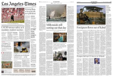 Los Angeles Times – September 10, 2021