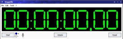 Stopwatch-Stoppuhr 8.11.2 Bilanguage