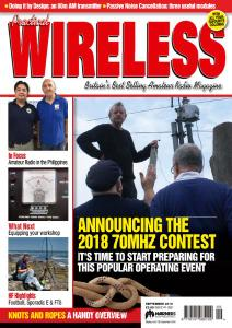 Practical Wireless - September 2018