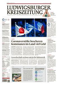 Ludwigsburger Kreiszeitung LKZ - 09 August 2021