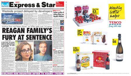 Express and Star City Edition – August 02, 2018