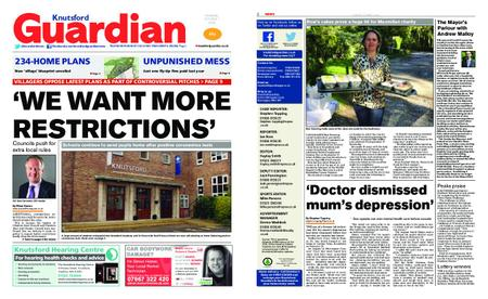 Knutsford Guardian – October 01, 2020