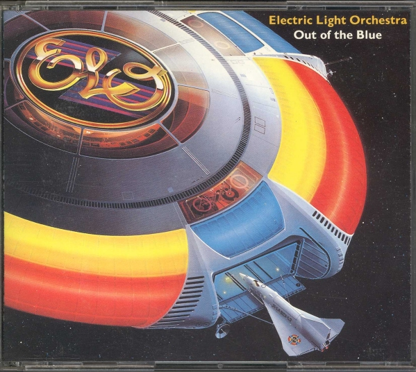 Electric Light Orchestra ‎- Out Of The Blue (1986) [CDJET 400] [2CD]