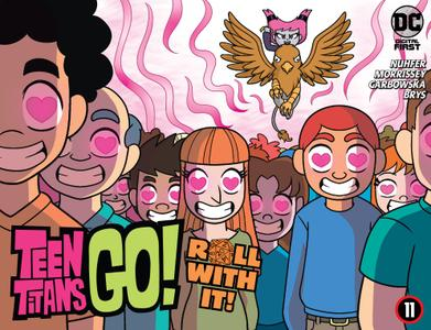 Teen Titans Go! Roll With It! 011 2020 digital Son of Ultron