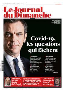 Le Journal du Dimanche - 29 mars 2020