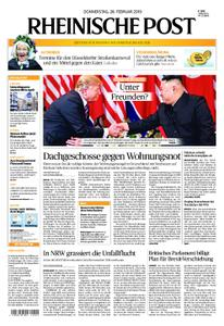 Rheinische Post – 28. Februar 2019