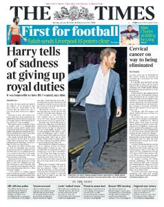 The Times - 20 January 2020