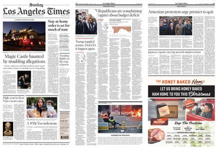 Los Angeles Times – December 06, 2020