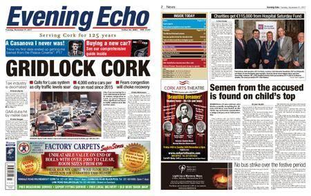 Evening Echo – November 21, 2017