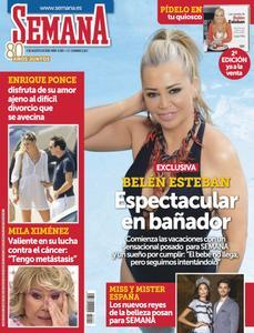 Semana España - 05 agosto 2020