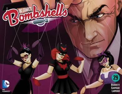 DC Comics - Bombshells 029 2016 Digital